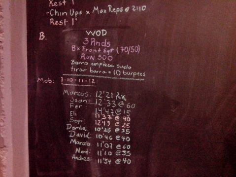 WOD DE HOY 03/02/14